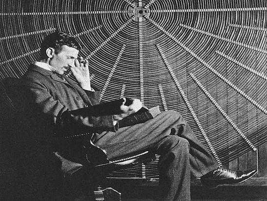 Nikola Tesla: A Man From The Future
