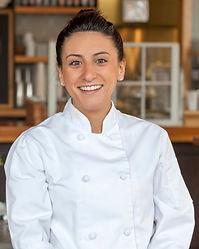 Chef Ashley Vanasse, Executive Chef, Easy Entertaining
