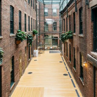 The Atrium at Rising Sun Mills