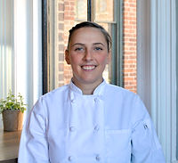 Pastry Chef Danielle Varga, Lead Pastry Chef, Easy Entertaining