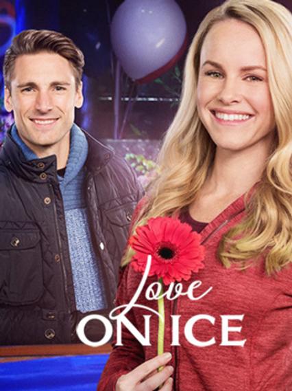Love on Ice (2017) DVD