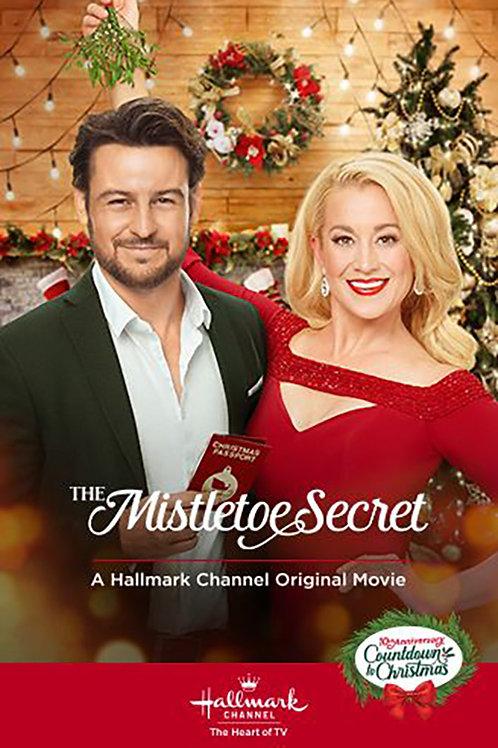 The Mistletoe Secret 2019 DVD
