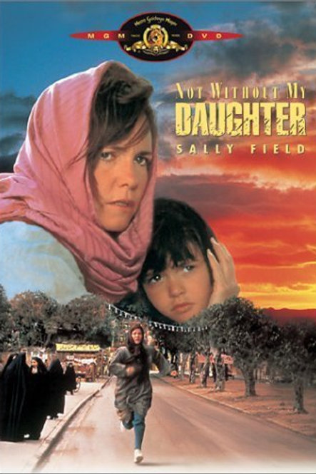 Not Without My Daughter (1991) DVD