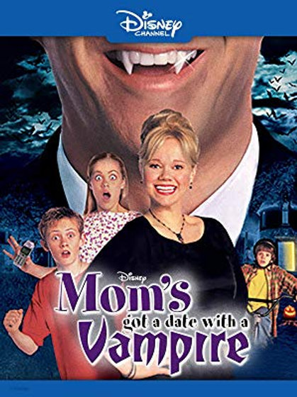 Mom's Got A Date With A Vampire 2000 DVD