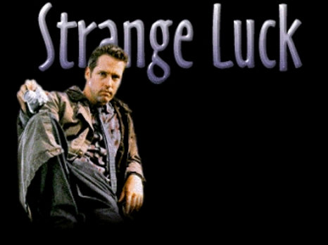 Strange Luck Complete Series 4 DVD's
