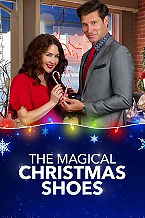 The Magical Christmas Shoes (2019) DVD
