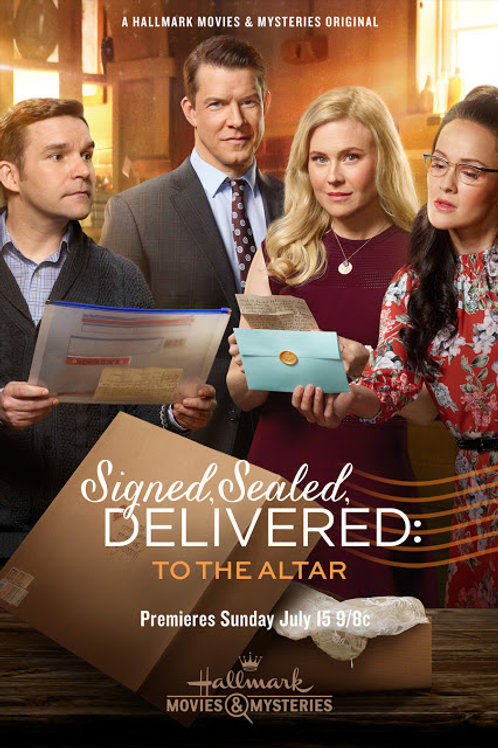 Signed, Sealed, Delivered: To The Altar DVD