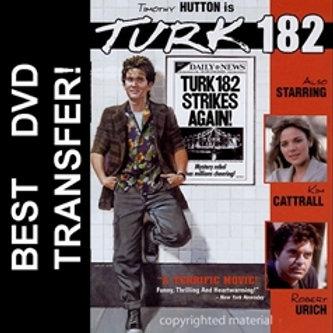 Turk 182 dvd 1985 Timothy Hutton Kim Cattrall