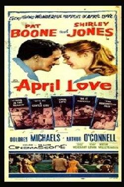 April Love 1957 DVD