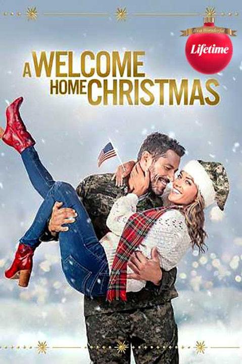 A Welcome Home Christmas DVD