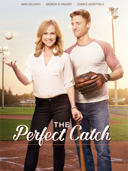 The Perfect Catch (2017) DVD