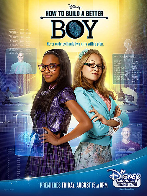 How To Build A Better Boy 2014 DVD