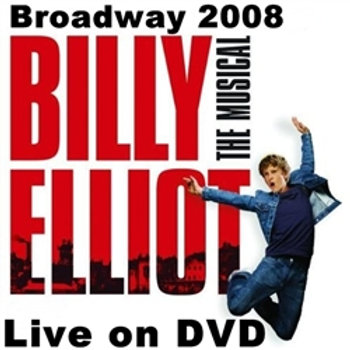 Billy Elliot The Musical DVD Broadway 2008 Trent Kowalik