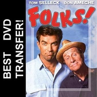 Folks DVD 1992 Tom Selleck Don Ameche