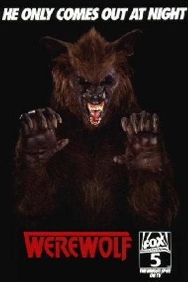 Werewolf Complete Series 1987 on 8 DVD's