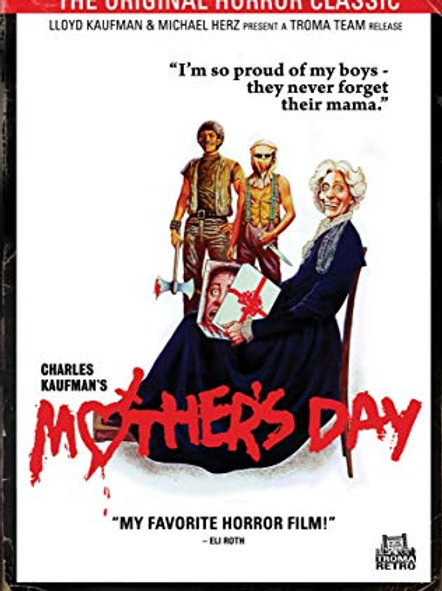 Mother's Day 1980 DVD