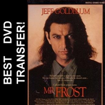 Mr Frost DVD 1990