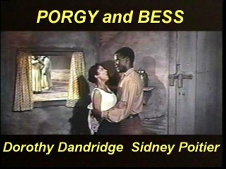 Porgy And Bess 1959 DVD