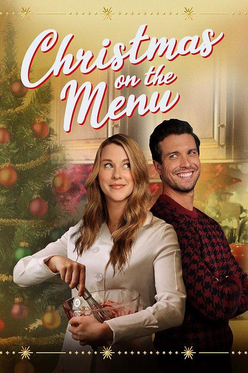 Christmas on the Menu DVD