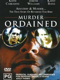 Murder Ordained 1987 DVD