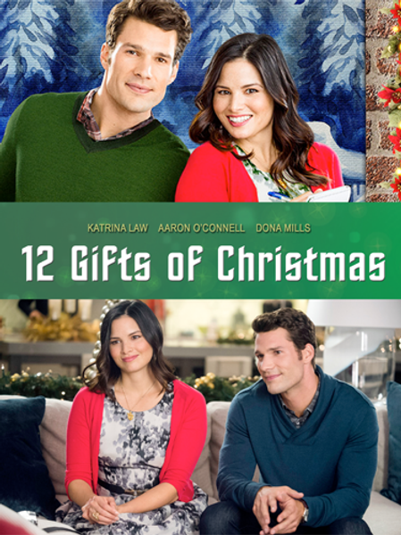 12 Gifts of Christmas (2015) DVD
