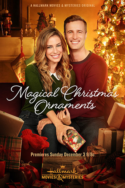 Magical Christmas Ornaments 2017 DVD