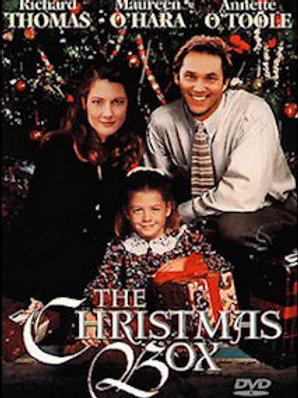 The Christmas Box and Timepiece DVD Set