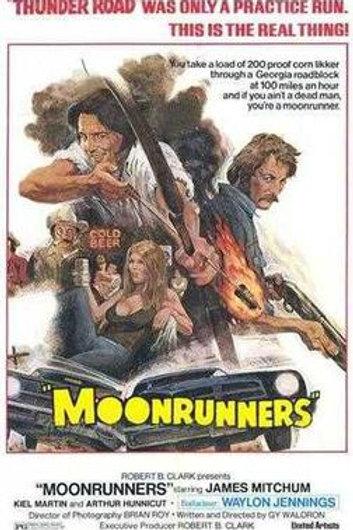 Moonrunners (1975) DVD
