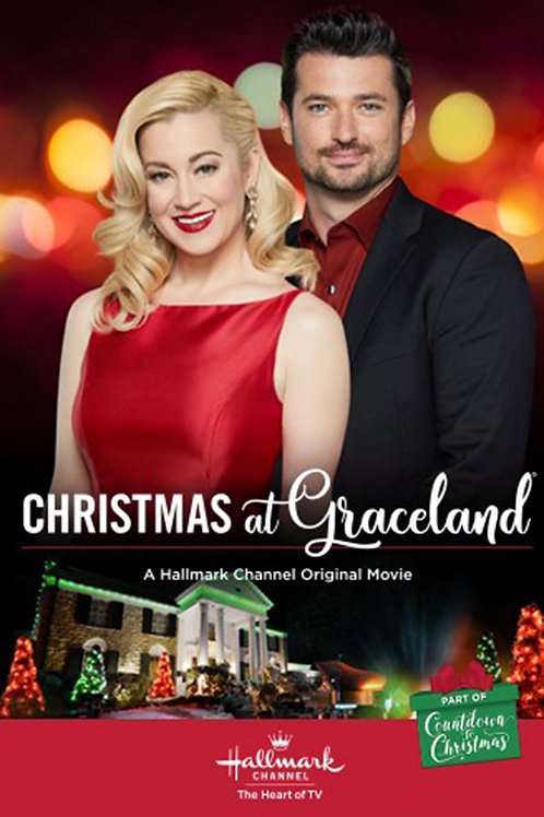 Christmas At Graceland 2018 DVD