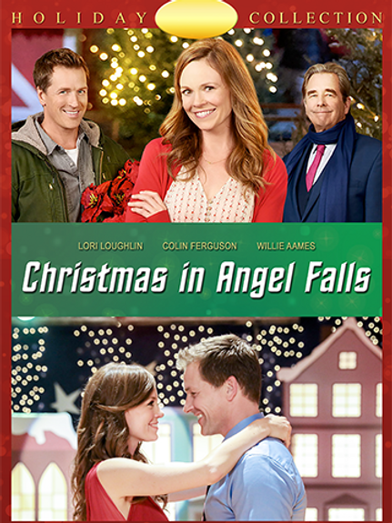 Christmas in Angel Falls (2017) DVD