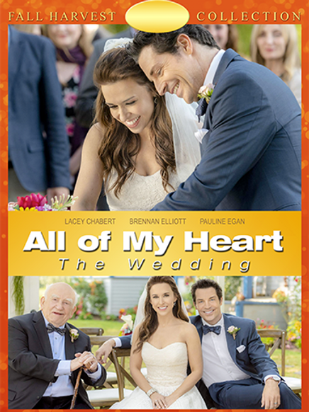 All of My Heart: The Wedding (2018) DVD