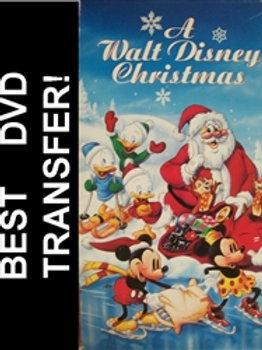 A Walt Disney Christmas DVD 1982