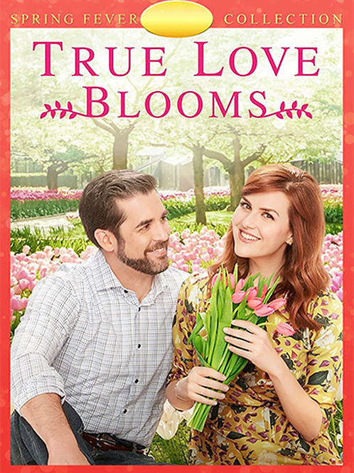 True Love Blooms (2019) DVD