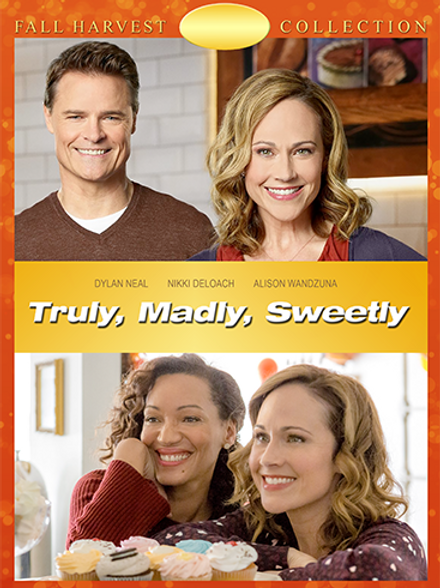 Truly, Madly, Sweetly (2018) DVD
