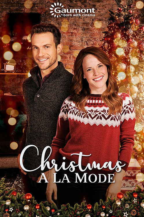 Christmas a la Mode 2019 DVD