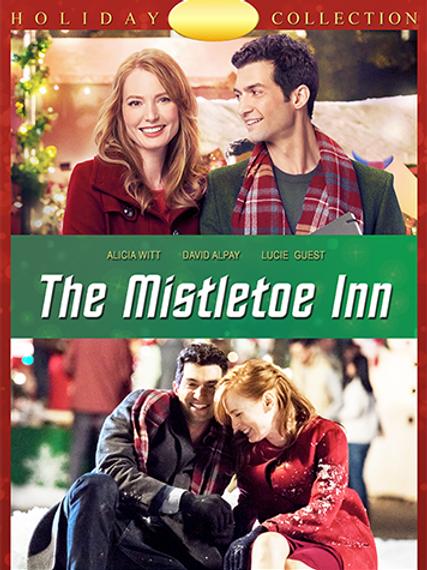 The Mistletoe Inn (2017) DVD