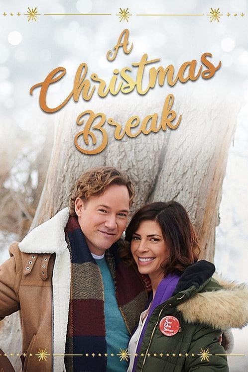 A Christmas Break DVD