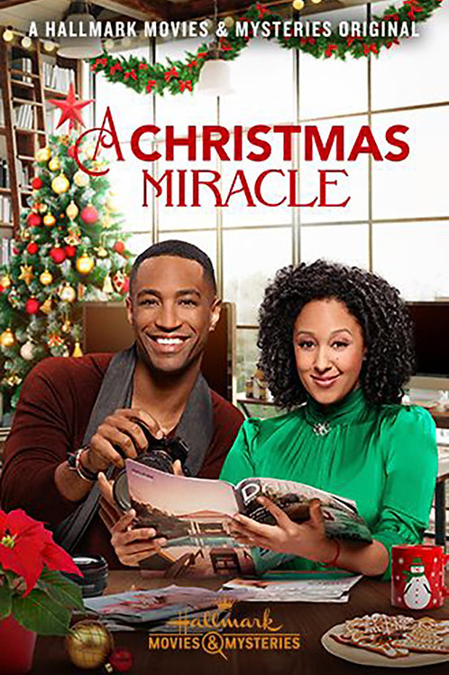 A Christmas Miracle 2019 DVD