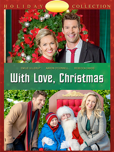 With Love, Christmas (2017) DVD