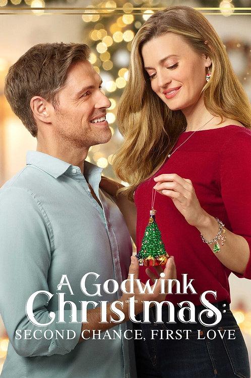 A Godwink Christmas: Second Chance, First Love DVD