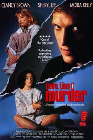 Love, Lies And Murder 1991 DVD