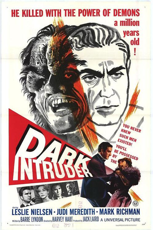 Dark Intruder 1965 DVD