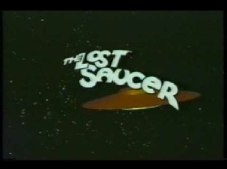 The Lost Saucer 11 episodes on 3 DVD's