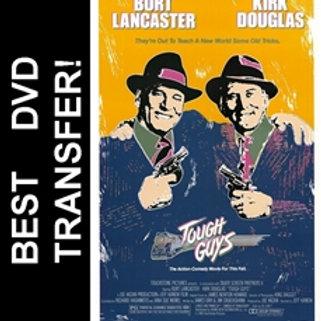 Tough Guys DVD 1986 For Sale Kirk Douglas Burt Lancaster