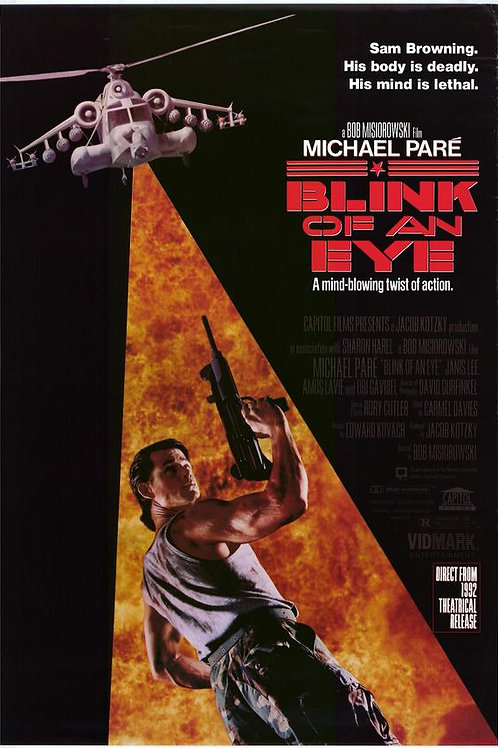Blink Of An Eye 1992 DVD
