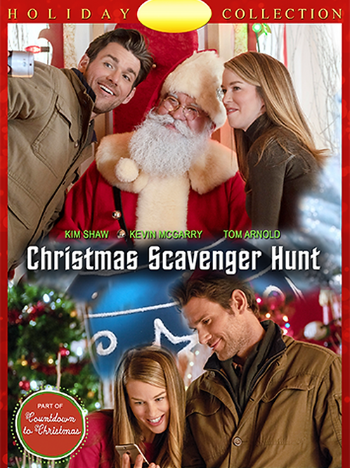 Christmas Scavenger Hunt (2019) DVD