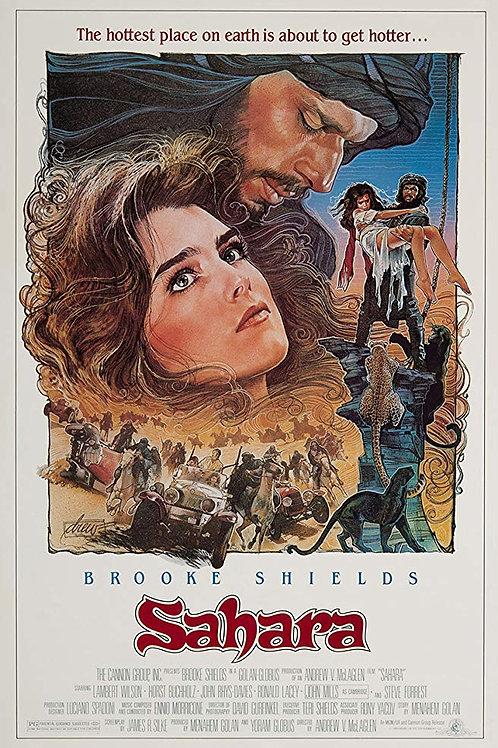 Sahara 1983 DVD
