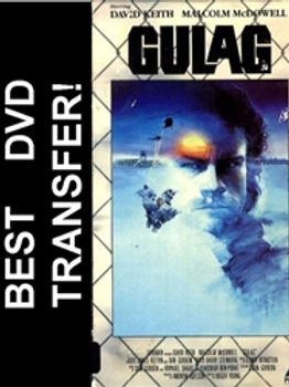 Gulag DVD 1985 David Keith Malcolm McDowell TV Movie