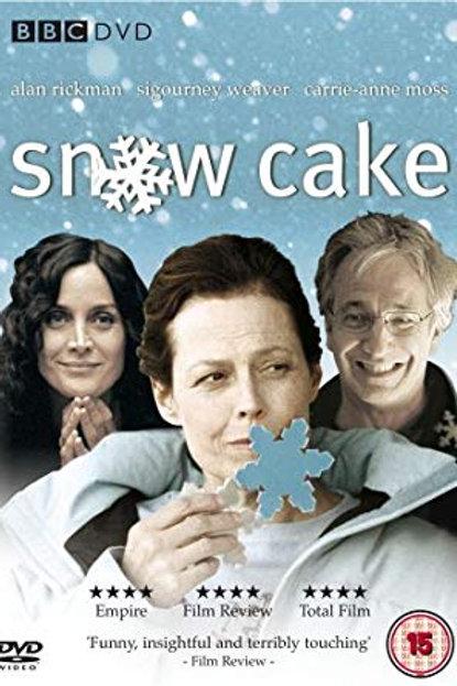Snow Cake 2006 DVD