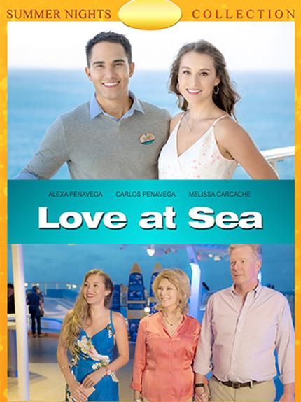 Love at Sea (2018) DVD